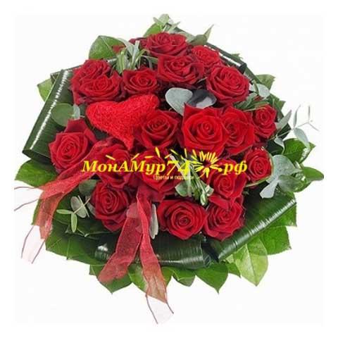 Букет из розы «Венеция»