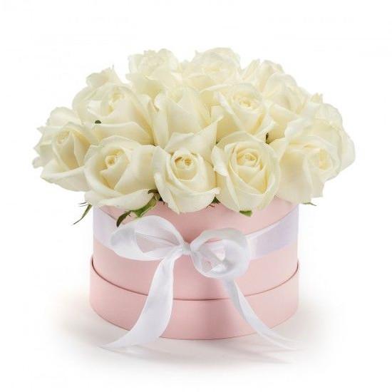 Цветы в коробке Эверест
