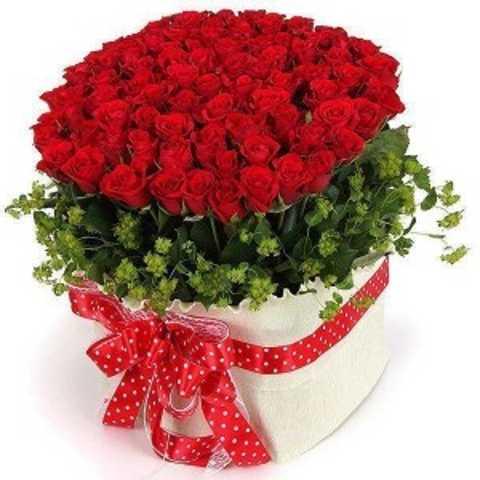 Доставка цветов в Челябинске Корзина «Люкс»