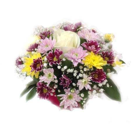 """Купить цветы Композиция """"С марса"""""""