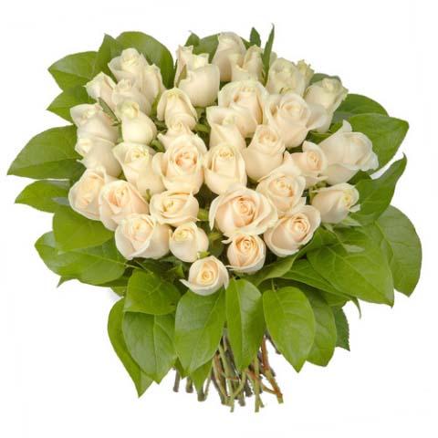 """Букет роз """"Узы Гименея"""""""