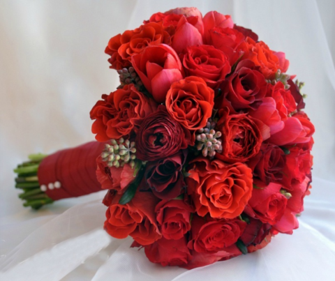 Букет невесты Рандеву