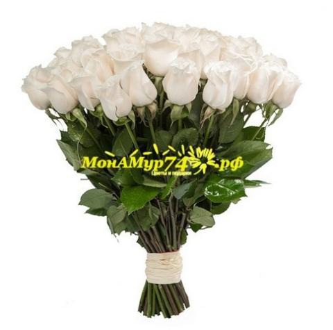 Акция Букет из 25 цветов «Вендэлла»