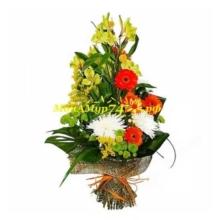 Букет из цветов «Бон»