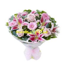 Букет «Розовая бабочка»