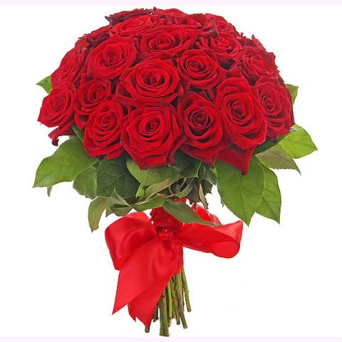 """Букет из 31 розы """"Еще раз про любовь..."""""""