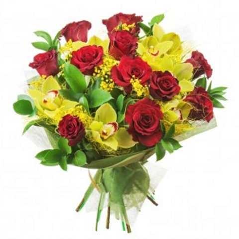 """Букет цветов """"Хочу весну"""""""