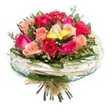 Букет из цветов «Forever young»