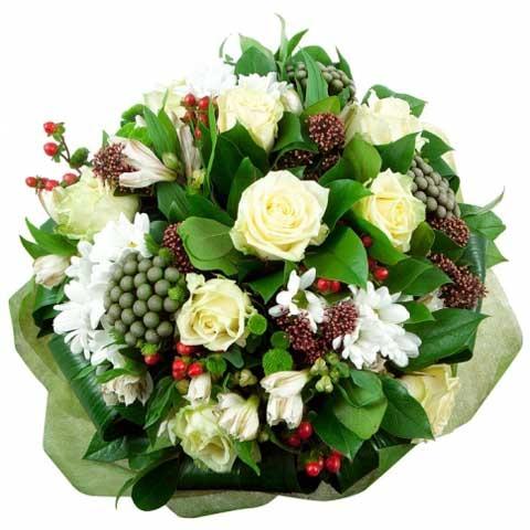 """Букет цветов""""Идеаль"""""""