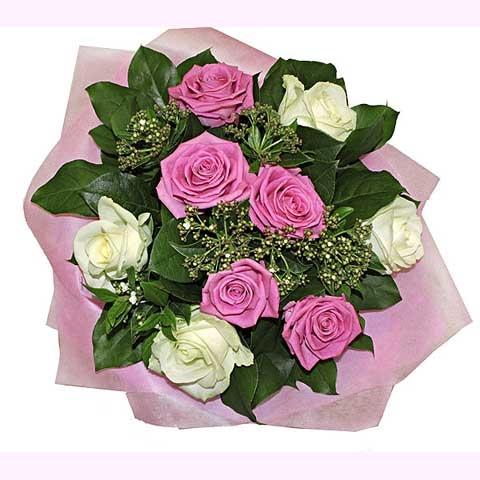 """Букет цветов """"Розовая мечта"""""""