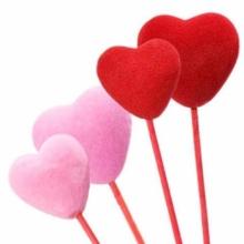 Декоративное «Сердечко» в букет