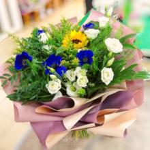 Букет цветов «Вечное настроение»